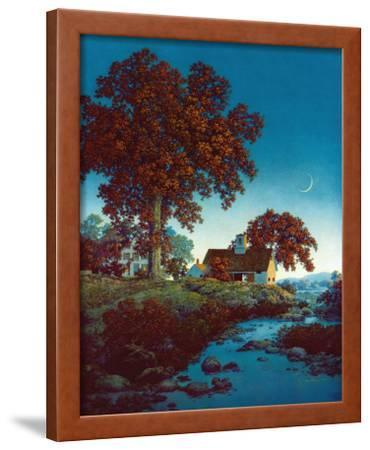 New Moon by Maxfield Parrish