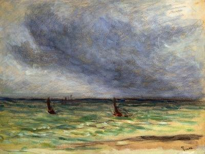 Departing Trawlers; Le Depart Des Chalutiers, 1930-1934