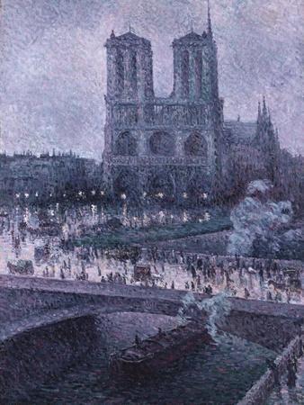 Notre Dame, C.1900