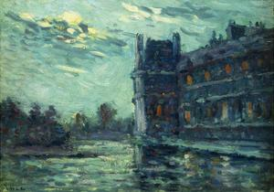 The Floods of 1910 by Maximilien Luce
