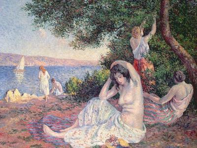 Women Bathing