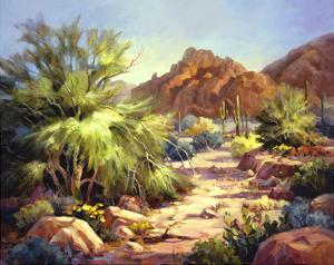 Desert Beauty by Maxine Johnston