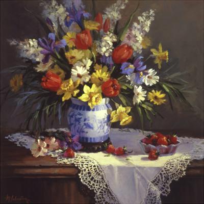 Spring Symphony by Maxine Johnston