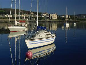 Port St. Mary, Isle of Man, United Kingdom, Europe by Maxwell Duncan