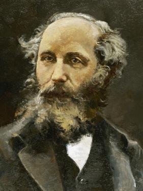 Maxwell, James Clerk (1831- 1879). Scottish Physicist