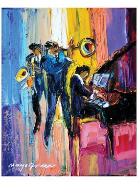 Jazz for Lovers by Maya Green