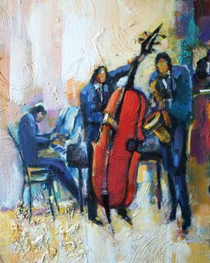 The Passion of Music by Maya Green