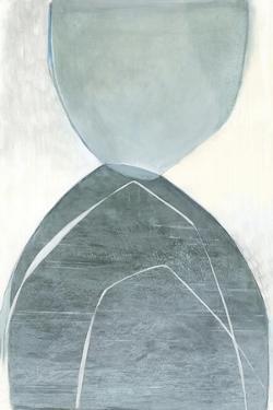 Blue Overlay by Maya Woods