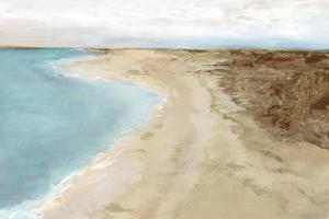 Coastal Stroll II by Maya Woods