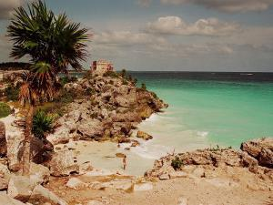 Mayan Ruins Near Cancun