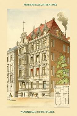 Residence in Stuttgart by Mayer