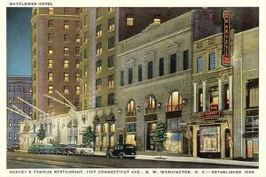 Mayflower Hotel, Connecticut Avenue