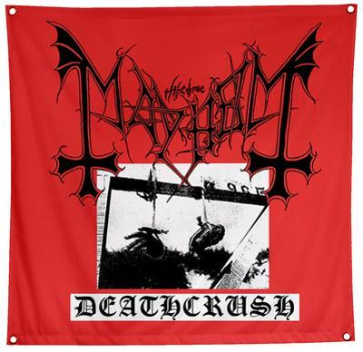 Mayhem - Deathcrush