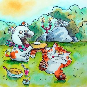 Picnic by Maylee Christie