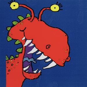 Red Monster, 1998 by Maylee Christie