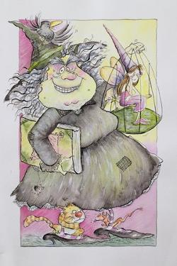 Wicked Witch, 1998 by Maylee Christie