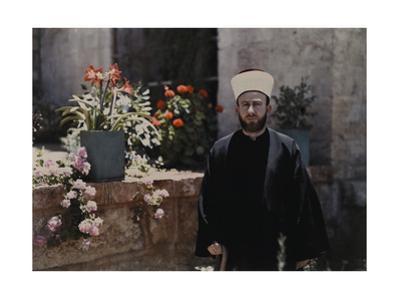 His Eminence Haj Amin Al-Husseini, a Palestinian Spiritual Leader by Maynard Owen Williams