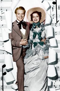 MAYTIME, from left: Nelson Eddy, Jeanette MacDonald, 1937
