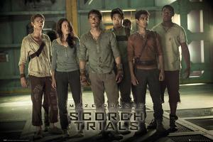 Maze Runner 2 Group