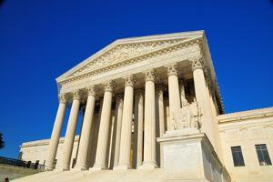 US Supreme Court Building Washington DC by mbell