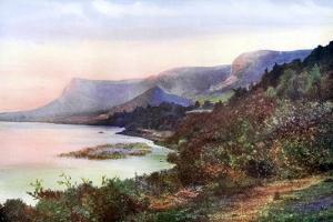 Glencar Lough, County Sligo, Ireland, 1924-1926 by MC Green