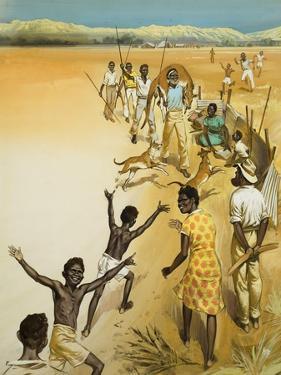 Aborigines by Mcbride