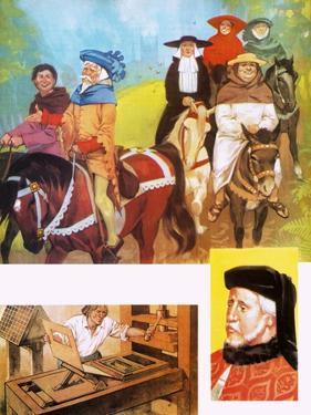 Canterbury Tales by Mcbride