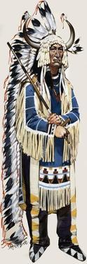 Indian Chief by Mcbride
