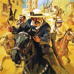 Pancho Villa by Mcbride