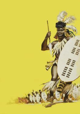 Zulu Warriors by Mcbride