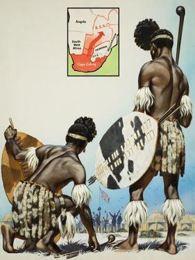 Zulus by Mcbride