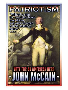 McCain, American Hero