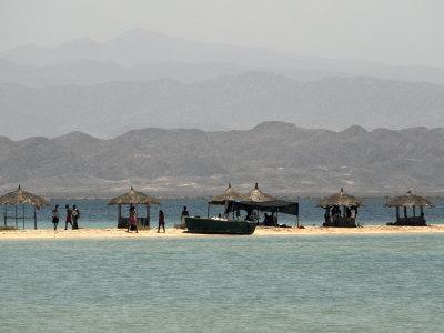 Green Island, a Short Boat Trip from Massawa, Red Sea, Eritrea, Africa