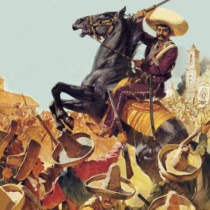 Zapata! the Bandit Who Ruled Mexico by McConnell