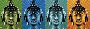 Mcfly-Buddha Wearing Headphone
