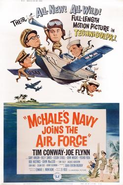 Mchale's Navy Joins the Air Force, 1965