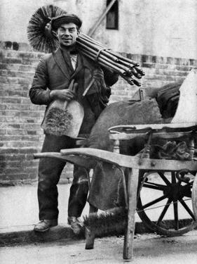 Chimney Sweep, London, 1926-1927 by McLeish