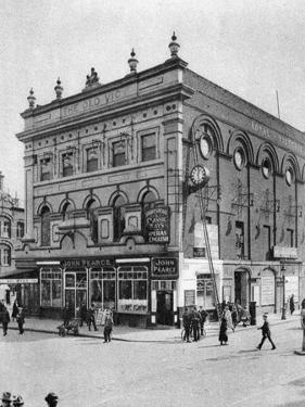 The Old Vic, London, 1926-1927 by McLeish