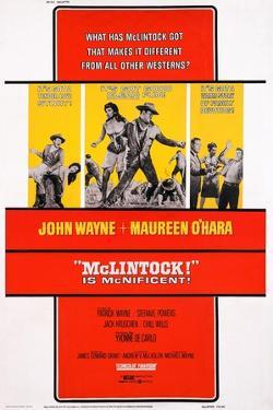 Mclintock!, 1963
