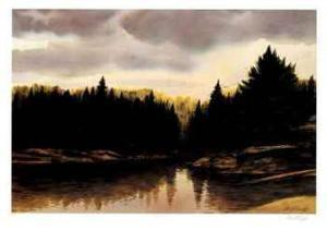 Burnt River by McNeely