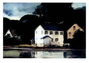 Mill Pond by McNeely