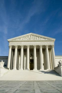 Us Supreme Court by MDpic