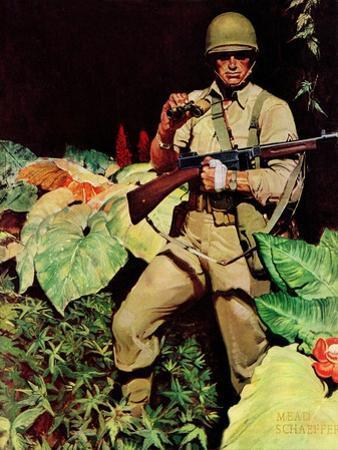 """Jungle Commando,"" October 24, 1942"