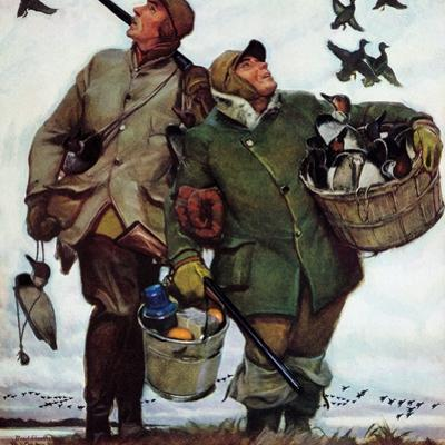 """""""Nothing but Decoys"""", December 1, 1951"""