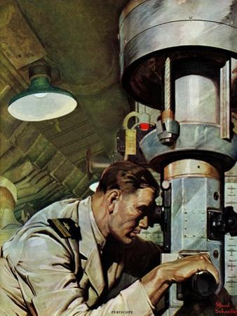 """Up Periscope!,"" April 22, 1944"