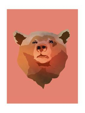 Grizzly Bear by Meagan Jurvis