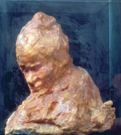 The Caretaker by Medardo Rosso