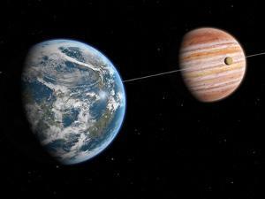 Extrasolar System by Medardus