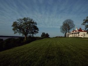 A View of Mount Vernon, the Home of President George Washington by Medford Taylor