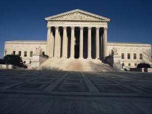 Exterior View of the Supreme Court, Washington, D.C. by Medford Taylor